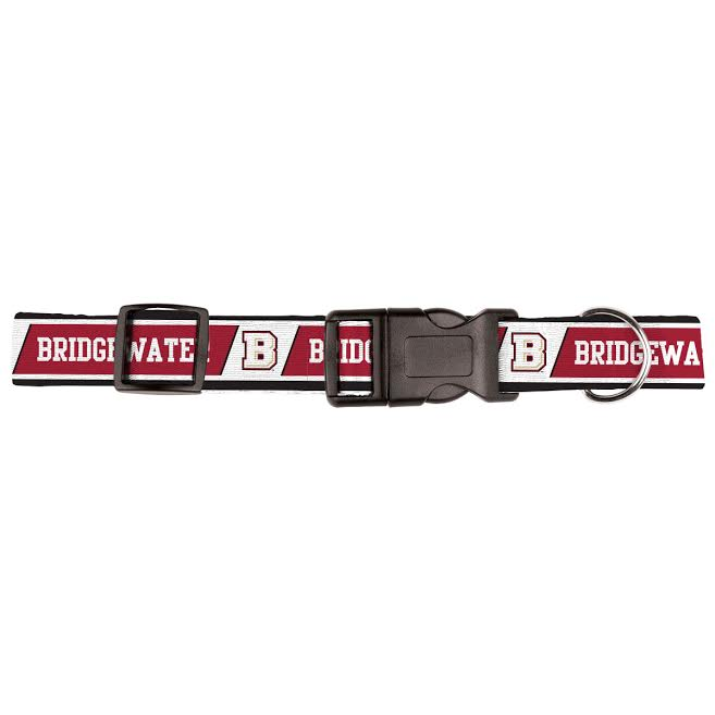 MCM Bridgewater College Medium Sublimated Pet Collar