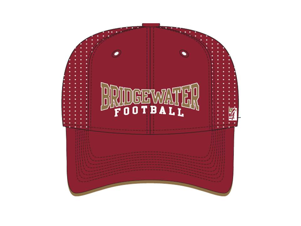 The Game Bridgewater College Football Hat