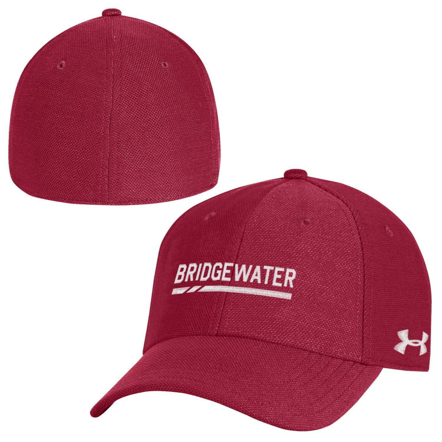 Bridgewater College Crimson Under Armour Men's Hat