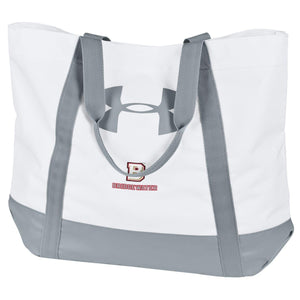 Under Armour Bridgewater College White Tote