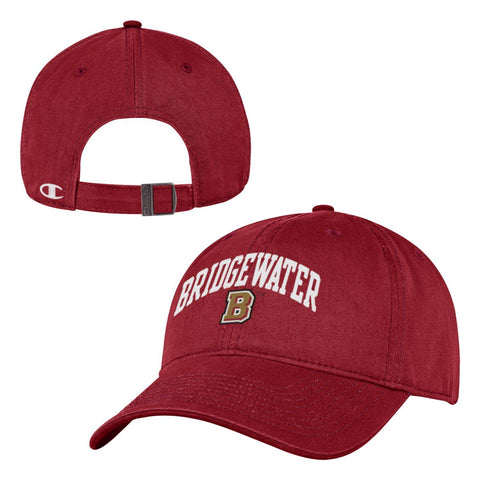 Champion B Logo Crimson Hat