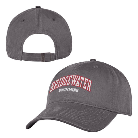 Bridgewater College Champion Swimming Adjustable Hat
