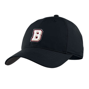 BC Nike Black Tech Cap-In Line Hat