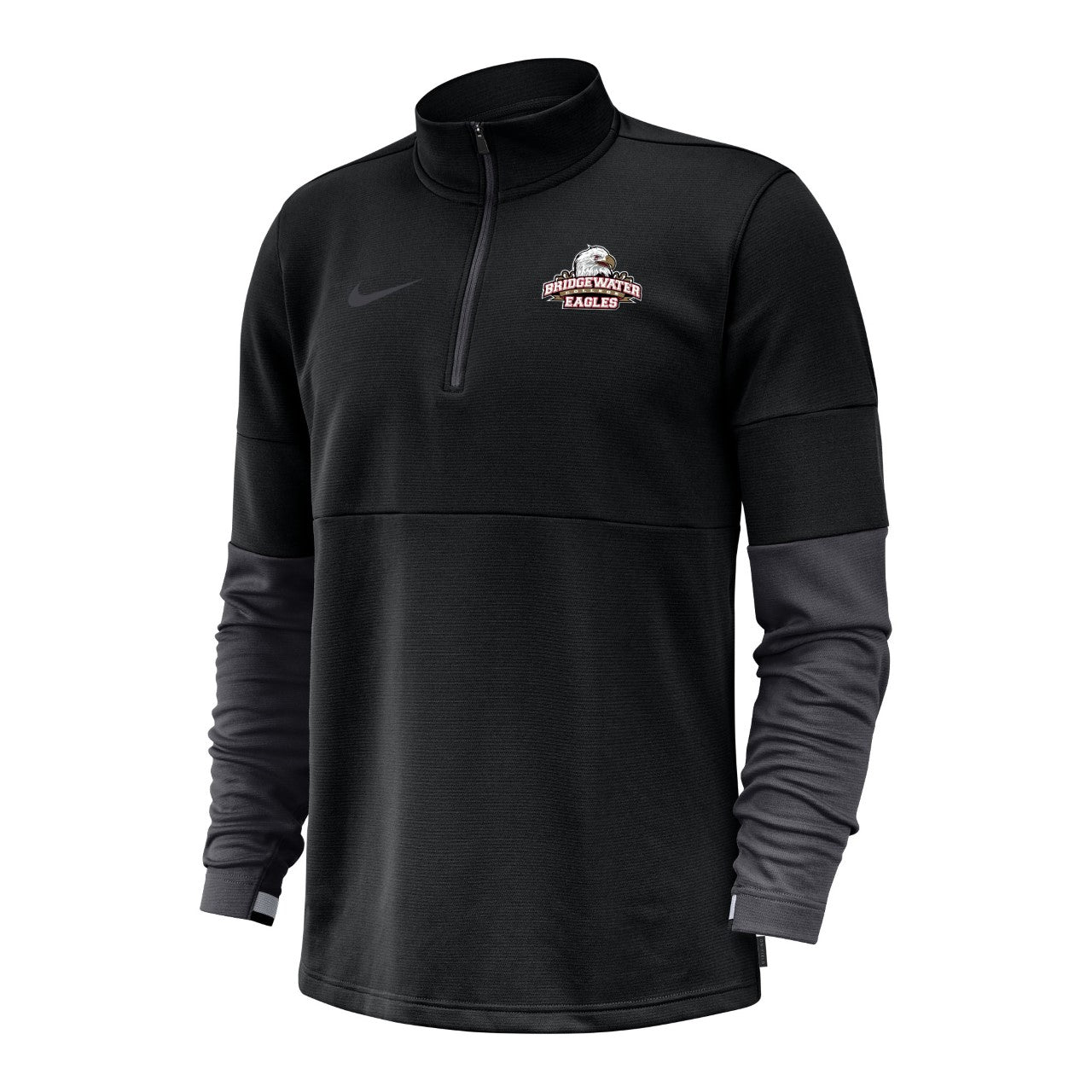 Bridgewater College Nike Men's Coaches Half Zip Top