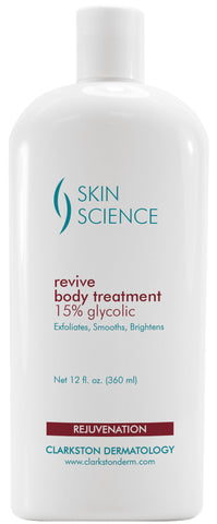 Skin Science Revive Body Treatment
