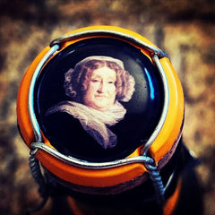 The Widow Clicquot, one of the early entrepreneurs responsible for creating champagne into what it is today