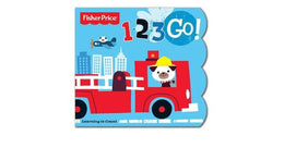 1-2-3 Go! (Fisher-Price) Hardcover - Bookseller USA