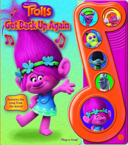 DreamWorks Trolls Little Music Note (Play-a-Song)