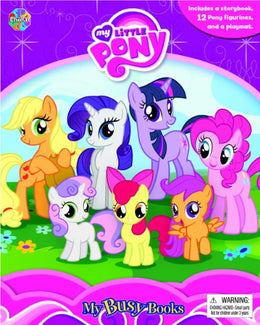My Little Pony - My Busy Books (Board book)