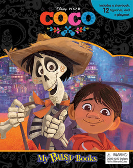 Coco My Busy Books (Board book) Disney/Pixar