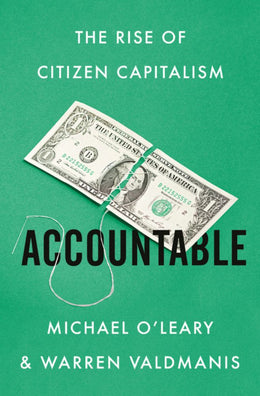 Accountable: The Rise of Citizen Capitalism - Bookseller USA