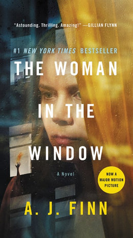 Woman in the Window, The (Mass Market Paperback) - Bookseller USA