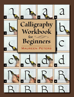 Calligraphy Workbook for Beginners - Bookseller USA