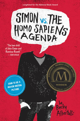 Simon vs. the Homo Sapiens Agenda (Paperback)