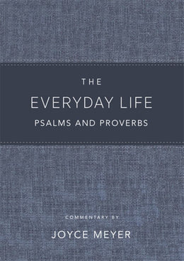 Everyday Life Psalms and Proverbs, The - Bookseller USA
