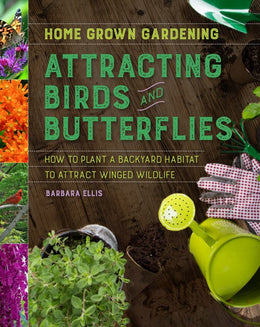 Attracting Birds and Butterflies - Bookseller USA