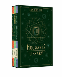 Hogwarts Library (Harry Potter) Hardcover