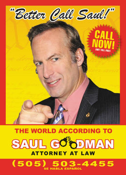 Better Call Saul: The World According to Saul Good