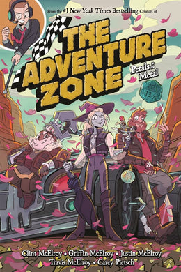 Adventure Zone: Petals to the Metal, The - Bookseller USA