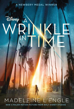 A Wrinkle in Time Movie Tie-In Edition (A Wrinkle in Time Quintet) Paperback