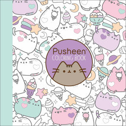 Pusheen Coloring Book (A Pusheen Book) Paperback – Coloring Book