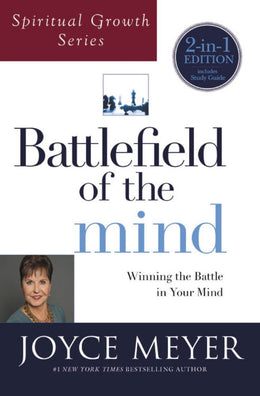 Battlefield of the Mind (Spiritual Growth Series): Winning the Battle in Your Mind (Paperback)