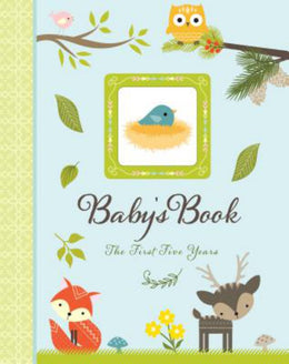 Baby's Book: The First Five Years - Bookseller USA