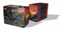 Harry Potter Paperback Boxset #1-7 - Bookseller USA