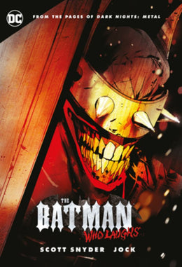 Batman Who Laughs, The - Bookseller USA