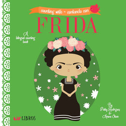 Counting with Frida / Contando con Frida (Lil'Libros: English - Spanish): A Bilingual Counting Book - Bookseller USA