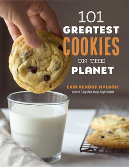 101 Greatest Cookies on the Planet - Bookseller USA
