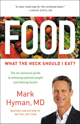 Food: What the Heck Should I Eat? (Hardcover)