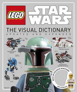 LEGO Star Wars: The Visual Dictionary: Updated and Expanded (Hardcover)