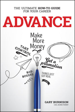 Advance: The How-To Guide for Your Career - Bookseller USA