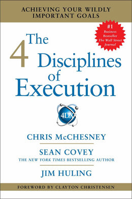 4 Disciplines of Execution, The - Bookseller USA
