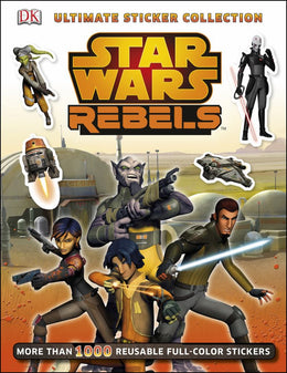 Ultimate Sticker Collection: Star Wars Rebels (Paperback)