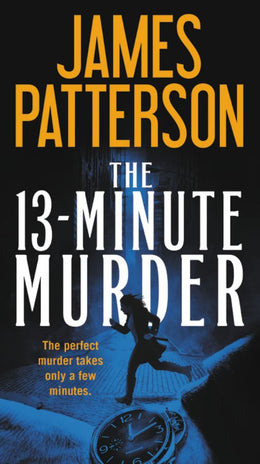 13-Minute Murder, The - Bookseller USA