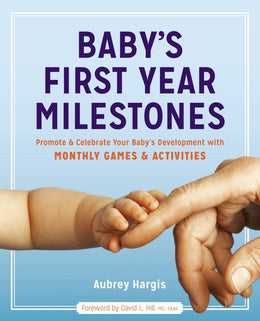 Baby's First Year Milestones - Bookseller USA