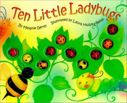 Ten Little Ladybugs (Hardcover)