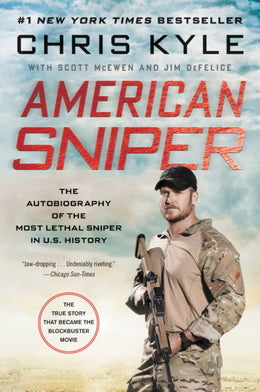 American Sniper: The Autobiography of the Most Lethal Sniper - Bookseller USA