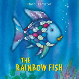 Rainbow Fish, The (Board Book)