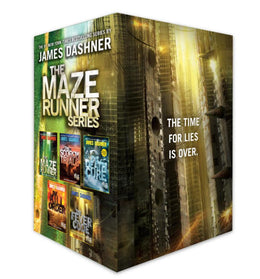Maze Runner Series Complete Collection Boxed Set, The (Paperback)