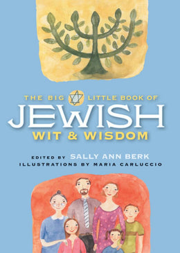 Big Little Book of Jewish Wit and Wisdom, The
