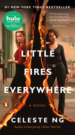 Little Fires Everywhere: A Novel (Movie Tie-In) Mass Market Paperback - Bookseller USA
