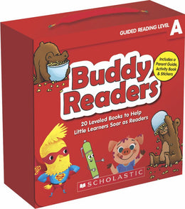 Buddy Readers (Parent Pack): Level A - Bookseller USA