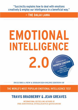 Emotional Intelligence 2.0 (Hardcover) - Bookseller USA