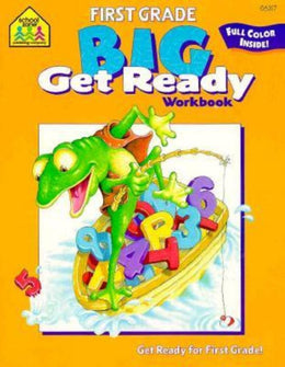Big First Grade Workbook (Paperback) - Bookseller USA