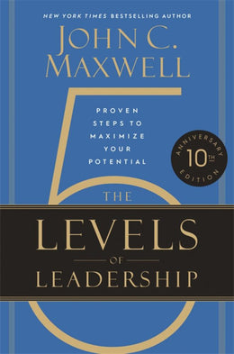 5 Levels of Leadership, The - Bookseller USA