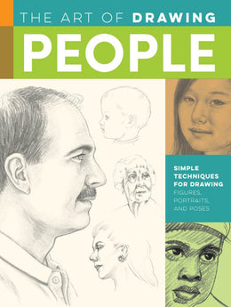 Art of Drawing People, The - Bookseller USA