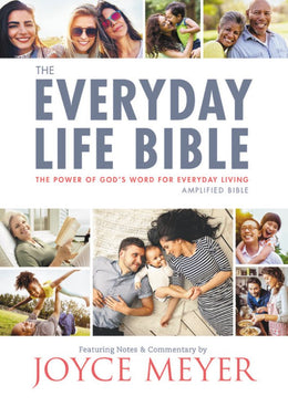 New Everyday Life Bible, The - Bookseller USA